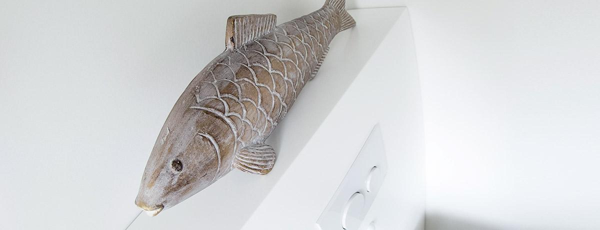 Fisch Reethaus am Golfplatz